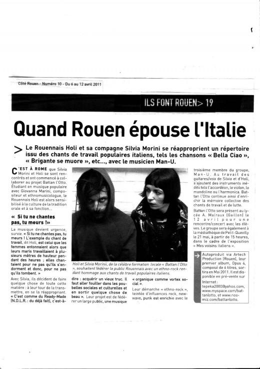 Côté Rouen