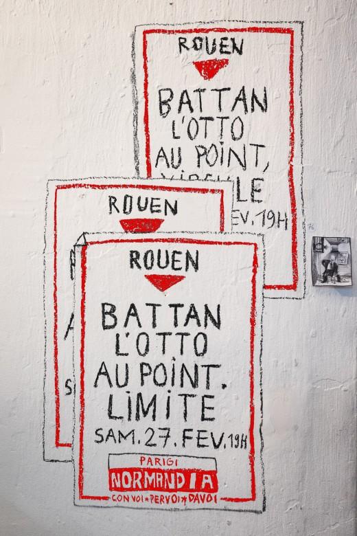 """photo/affiche pour le concert """"Rapacité"""" de Paatrice Marchand."""